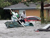 Katrina kills 55 in USA's jazz capital, New Orleans