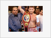 Sultan Ibragimov prepares to fight 'legend'
