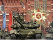 Russia celebrates victory over Fascism