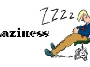 Laziness cures brain cells and extends life span