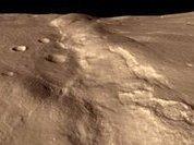 Seven million tons of Earth soil on Mars!