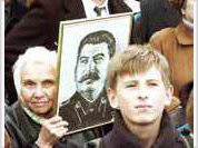 Russians split in their estimations of Joseph Stalin's role in history