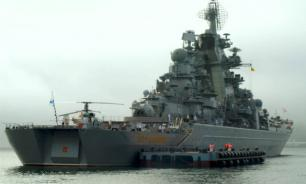 Russian nuclear cruiser scares off NATO warships in English Channel