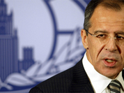 Personality of the week: Sergei Lavrov