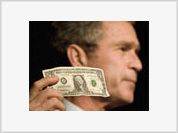 Bush predicts strong US dollar and robust economy