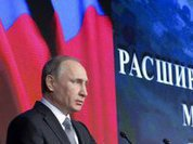 Putin orders immediate destruction of any threat to Russia in Syria