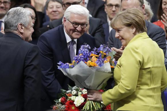 Who are you, Herr Steinmeier?
