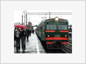 The Phantom Menace of Russian Commuter Trains