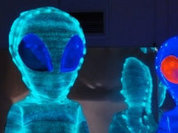 Aliens to come to Earth to enslave and eat humans
