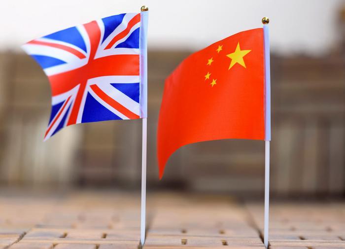 China imposes sanctions on UK