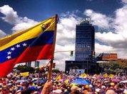 Fascist threat in Venezuela