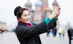 Million Chinese inundate most favourite Russia