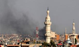 Russian Embassy in Damascus under fire for 2 hours