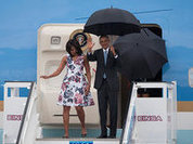 What for has Obama come to Cuba?