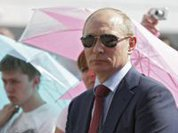 Putin gives people bread and circuses