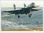 World's best naval flanker Su-33 crashed in Northern Atlantic