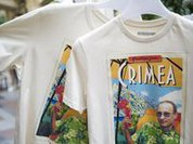 T-shirts with Putin save little boy from Slavyansk