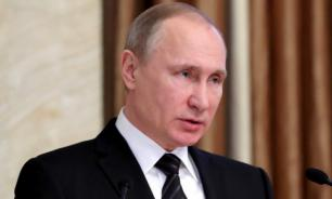 Putin: NATO wants Russia to confront the West