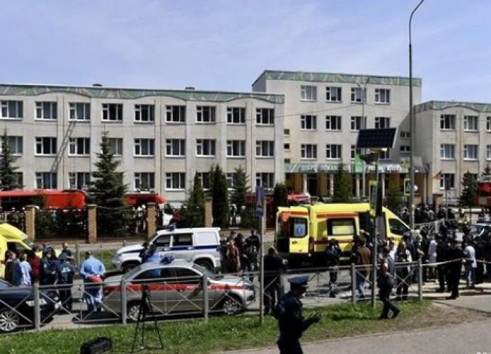 New details of Kazan school shooting emerge
