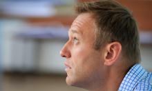 Kremlin plays three wise monkeys speaking about Navalny's poisoning