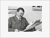 Hitler rewrote the Bible and added two commandments