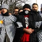 'Nazi camp prisoners' try to prevent demonstration of SS legionaries in Latvia