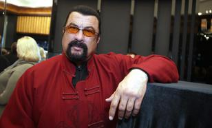 Steven Seagal founds new company in Moscow