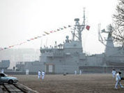 Chinese Navy ready for war