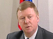 Criminals attack Russian reformer Chubais with bombs and automatic fire