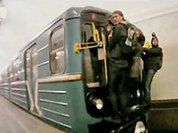 Train surfers die horrible death in Moscow metro