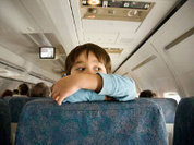 Should childless adults be provided with child-free flights?