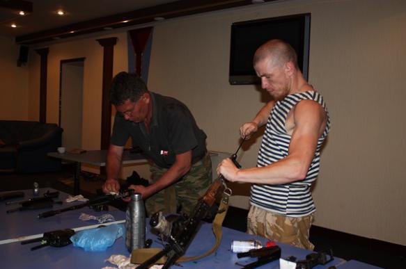 Ukraine kills Donbass Motorola Commander