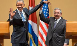 Bad luck island: How Obama was snubbed in Cuba