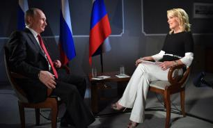 Putin sends message to the world through Megyn Kelly