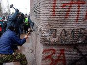 Maidan destroys Ukrainian cultural heritage
