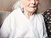 World's oldest woman voted for Putin