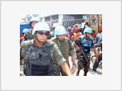 UN peacekeeping mission in Haiti launches new anti-gang campaign