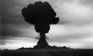 Atomic bomb is the only deterrent weapon
