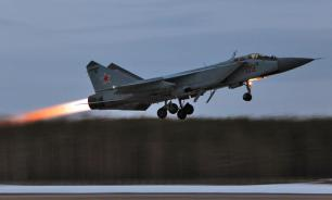 Russian fighter jets intercept two foreign aircraft in one day