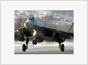 Russia's Fifth Generation Jet Tested Successfully