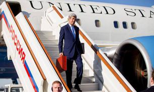 Kerry arrives in Moscow to make sacrifices