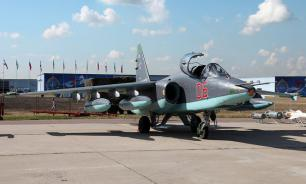 Su-25 pilot's last battle in Syria caught on video