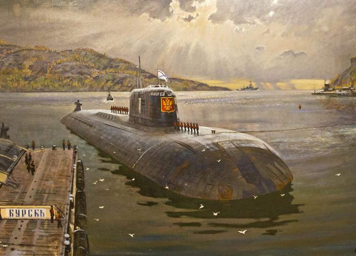 USS Toledo incident: Revisiting Kursk submarine disaster