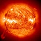 The Sun does not behave while the Earth is threatened by dust cloud