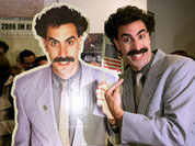 Borat humiliates Kazakhstan with his music