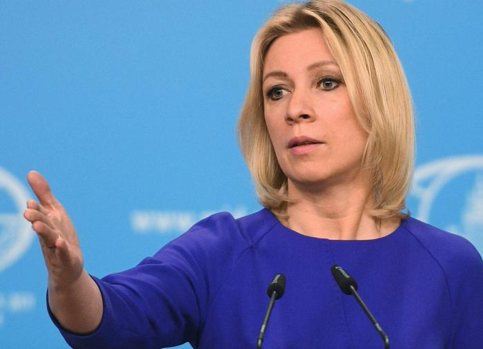 Maria Zakharova's basic instinct about Serbia stains her career
