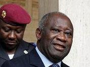 Who unleashed civil war in Côte d'Ivoire?