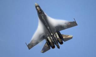 Su-35S: Super manoeuvrable fighter aircraft