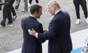 French President Macron derails Putin-Trump summit in Paris