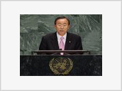 Ban Ki-Moon to broker ceasefire